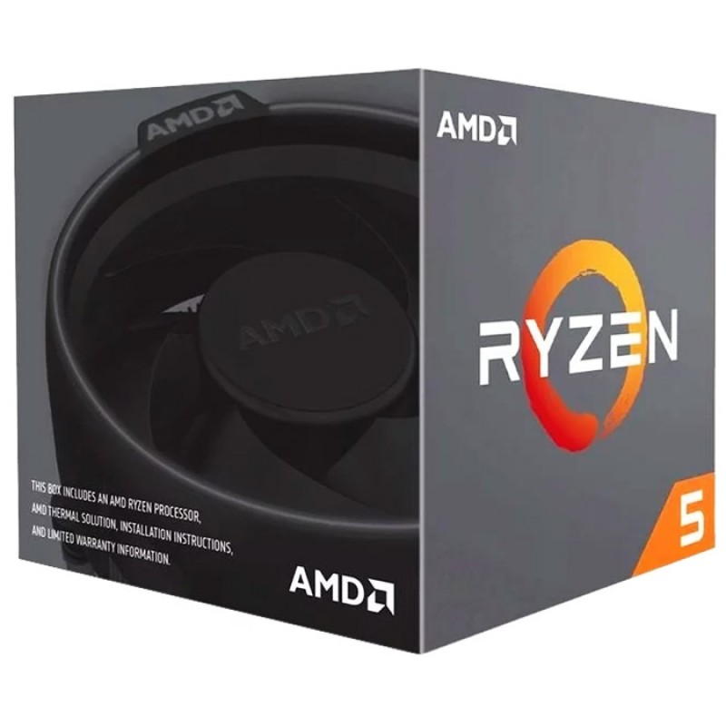 AMD Ryzen 5 2600 Pinnacle Ridge <span>HIT</span>