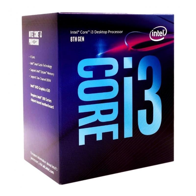 Intel Core i3-8100 Coffee Lake <span>HIT</span>