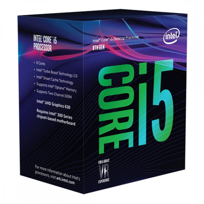 Intel Core i5-8400 Coffee Lake
