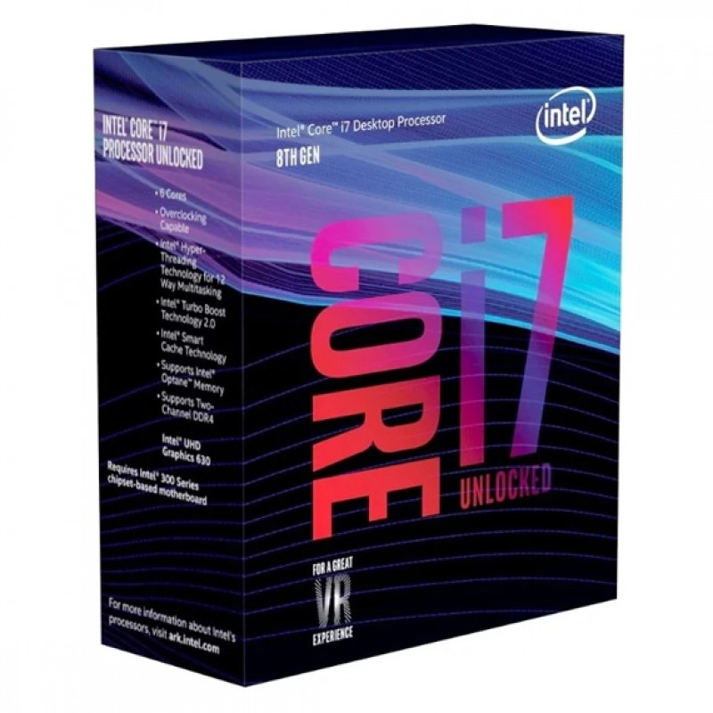 Intel Core i7-9700KF Coffee Lake
