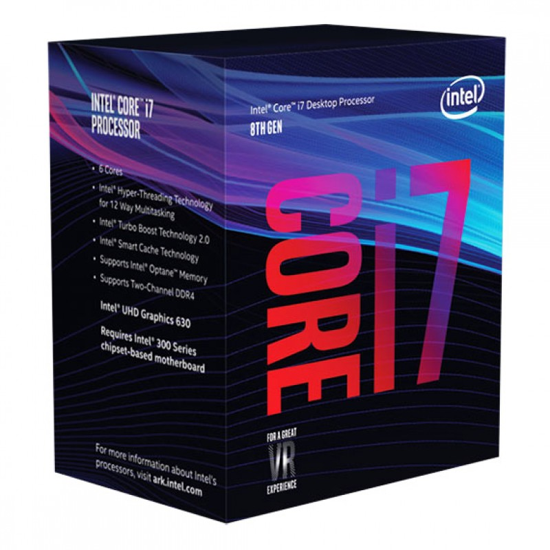Intel Core i7-8700 Coffee Lake <span>HIT</span>