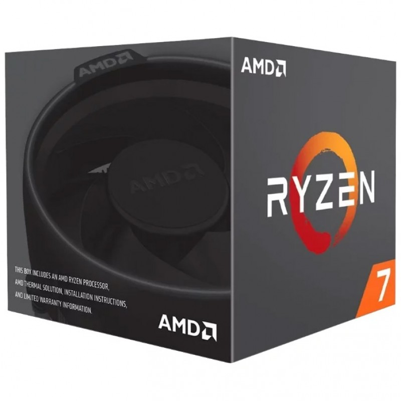 AMD Ryzen 7 2700X Pinnacle Ridge