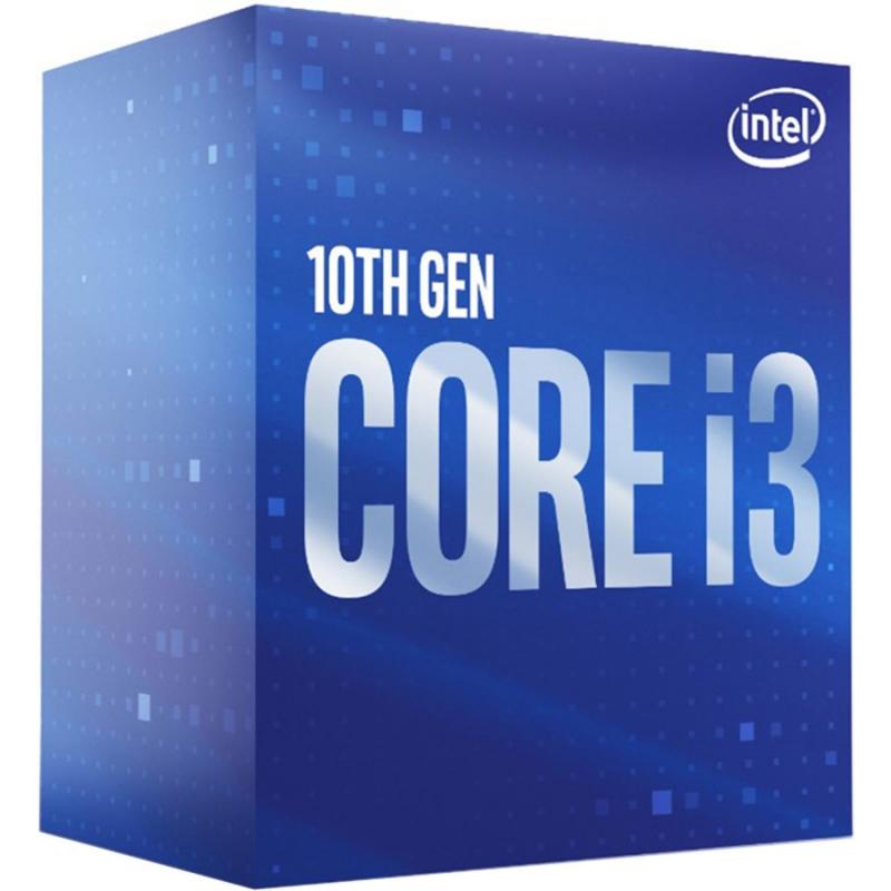 Intel Core i3-10100F Comet Lake