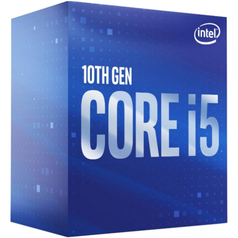 Intel Core i5-10400F Comet Lake