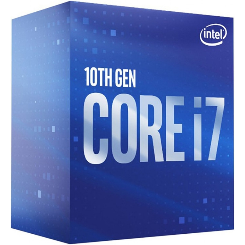 Intel Core i7-10700F Comet Lake