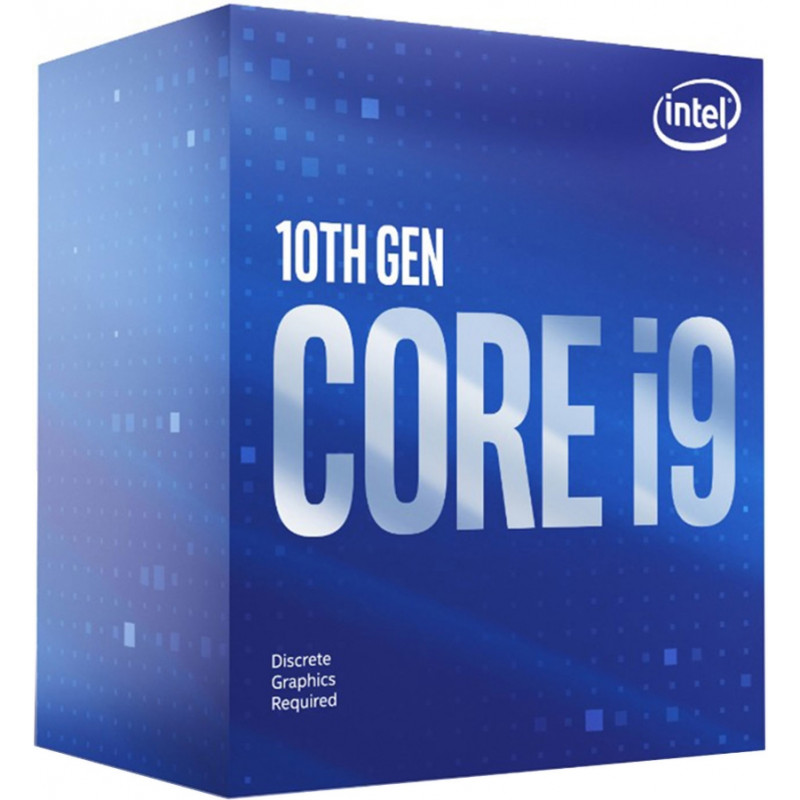 Intel Core i9-10900KF Comet Lake