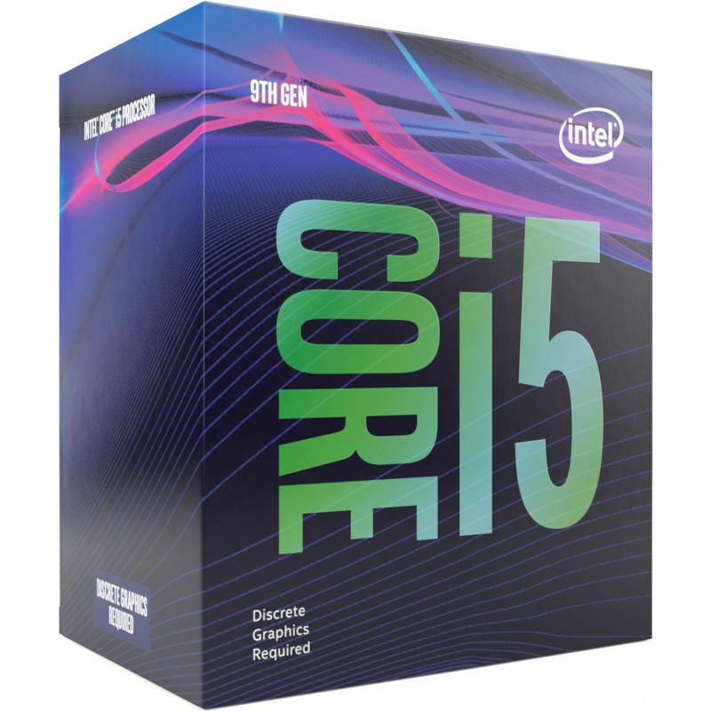 Intel Core i5-9400F Coffee Lake