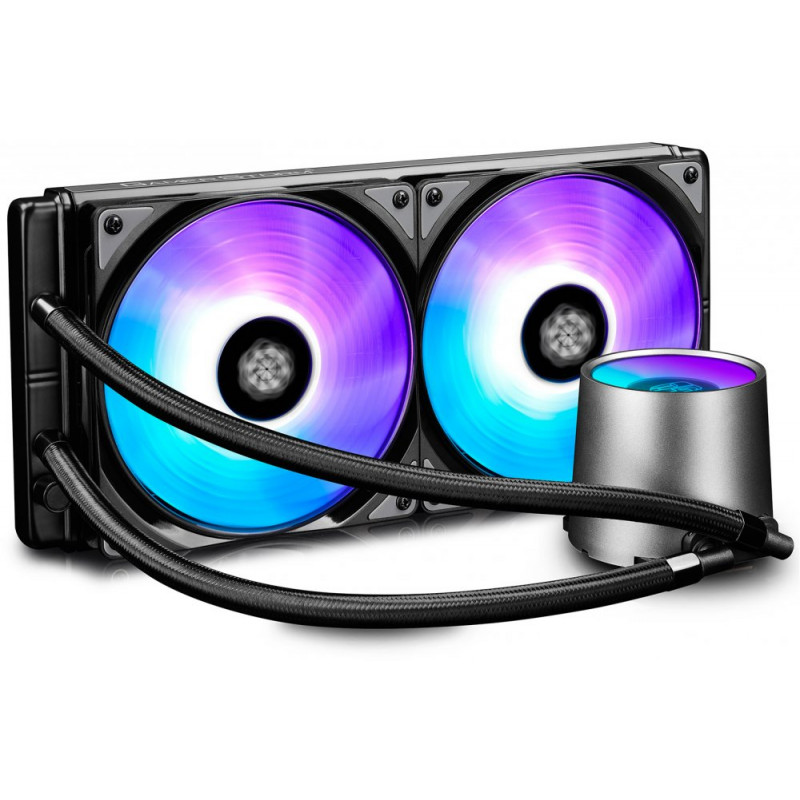 DeepCool Castle 280 RGB