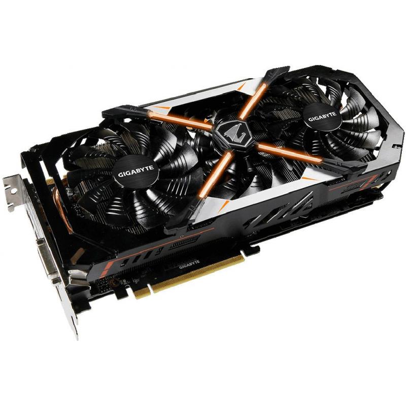 GIGABYTE GeForce GTX 1070 8 Гб
