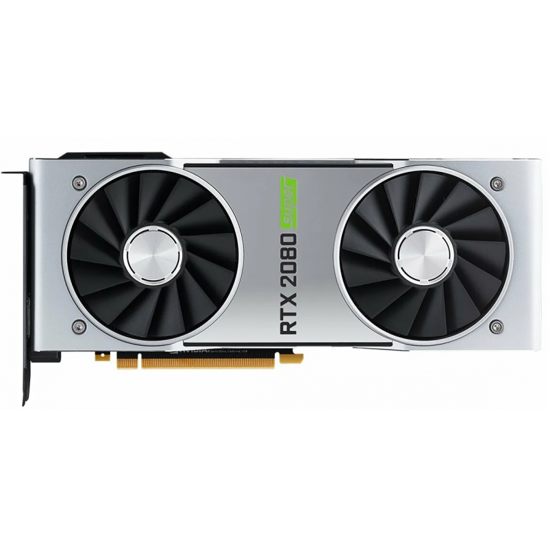 NVIDIA GeForce RTX 2080 SUPER 8 Гб Founders Edition