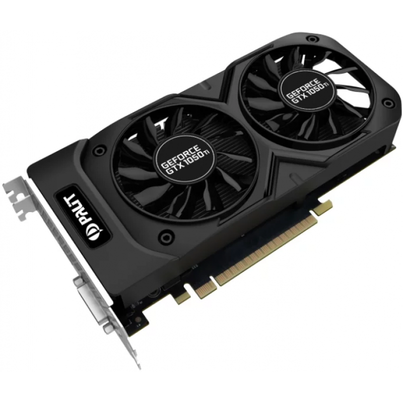 Palit GeForce GTX 1050 Ti Dual 4 Гб