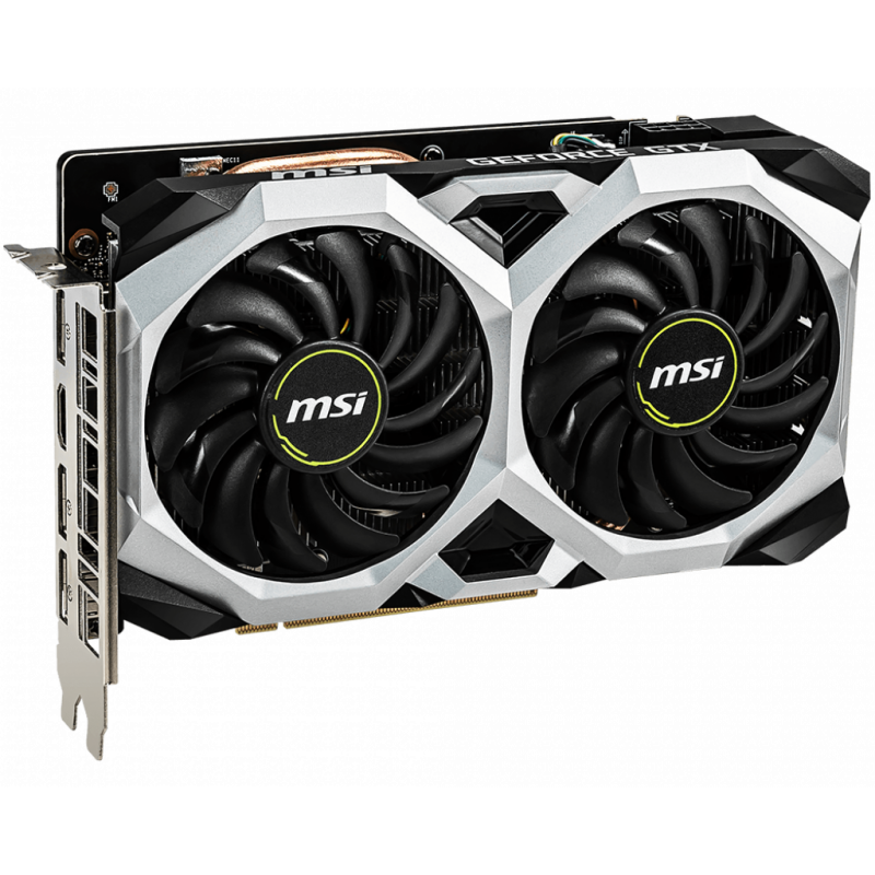 MSI GeForce GTX 1660 SUPER Ventus 6 Гб