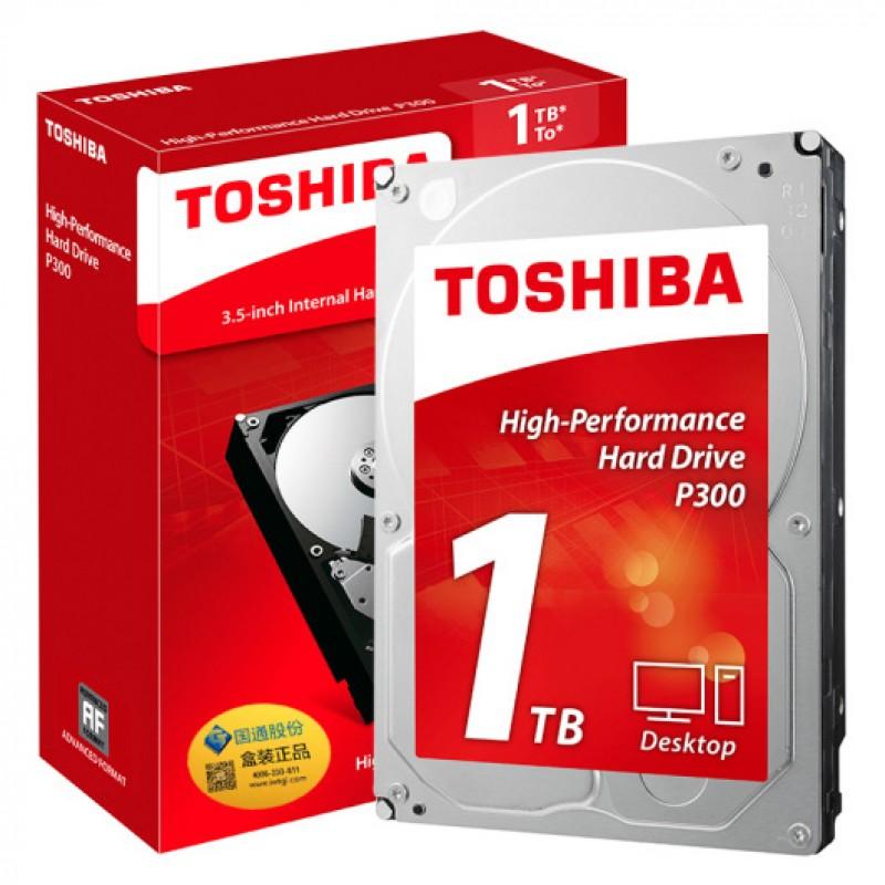 Toshiba 7200rpm 1 TB