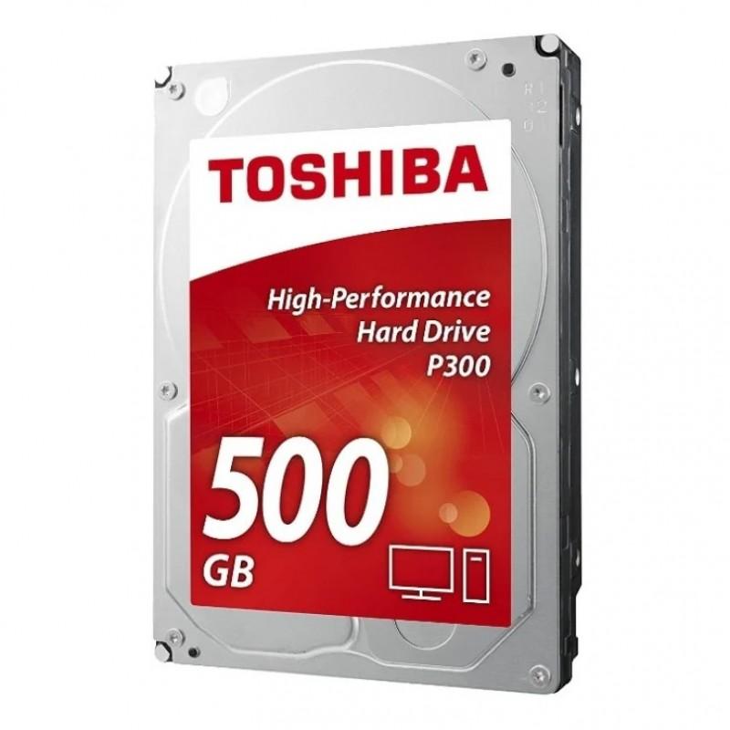 Toshiba 7200rpm 500 GB