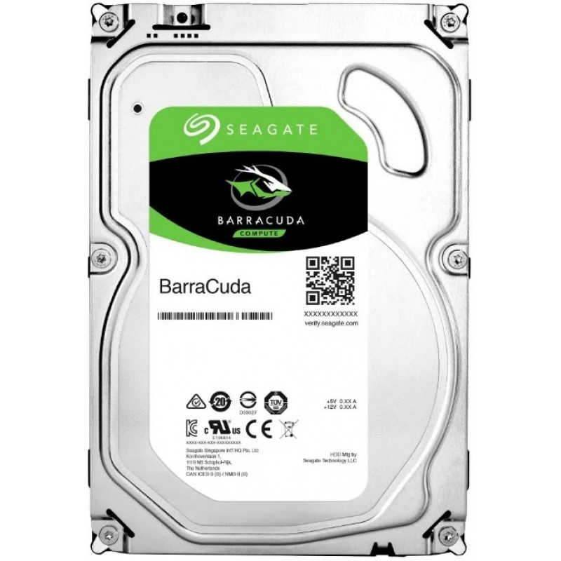Seagate Barracuda 7200rpm 1 TB