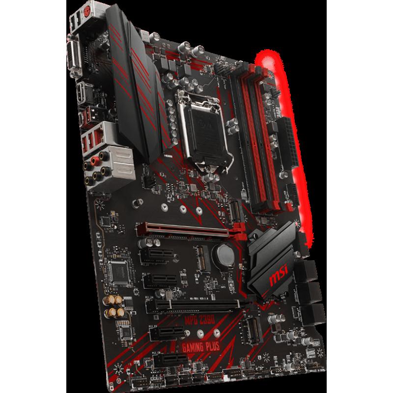 MSI MPG Z390 GAMING PLUS <span>Intel</span>