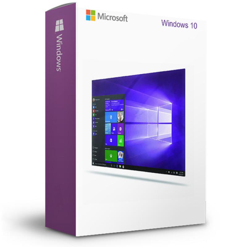 Microsoft Windows 10 Pro 64-bit