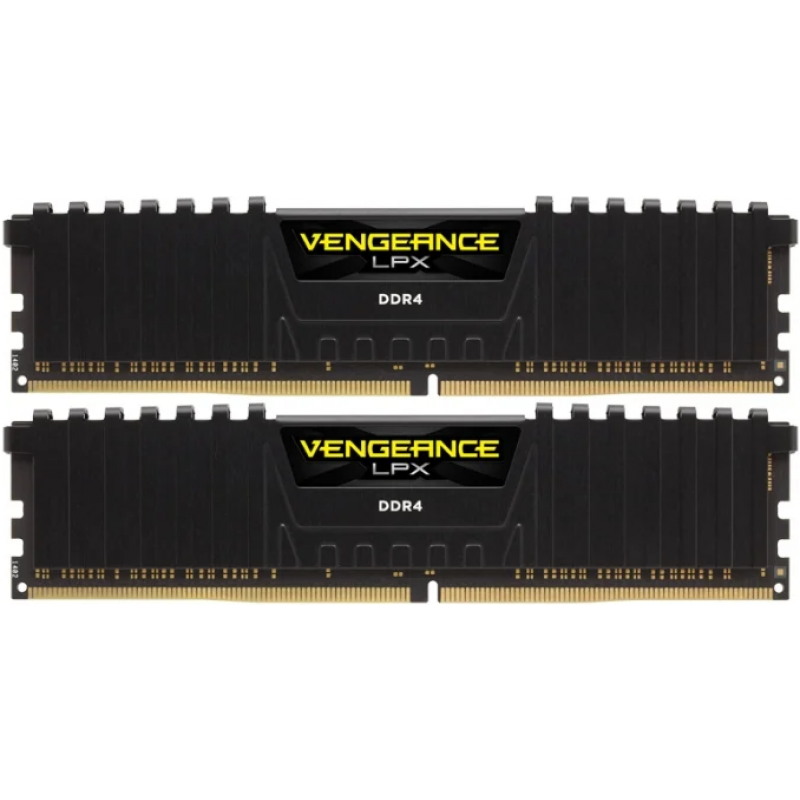 Corsair DDR4 2400 Black 32GB (16Gb x 2)