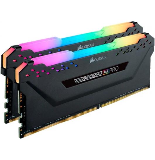 Corsair DDR4 3000 Black RGB 32GB (16Gb x 2)