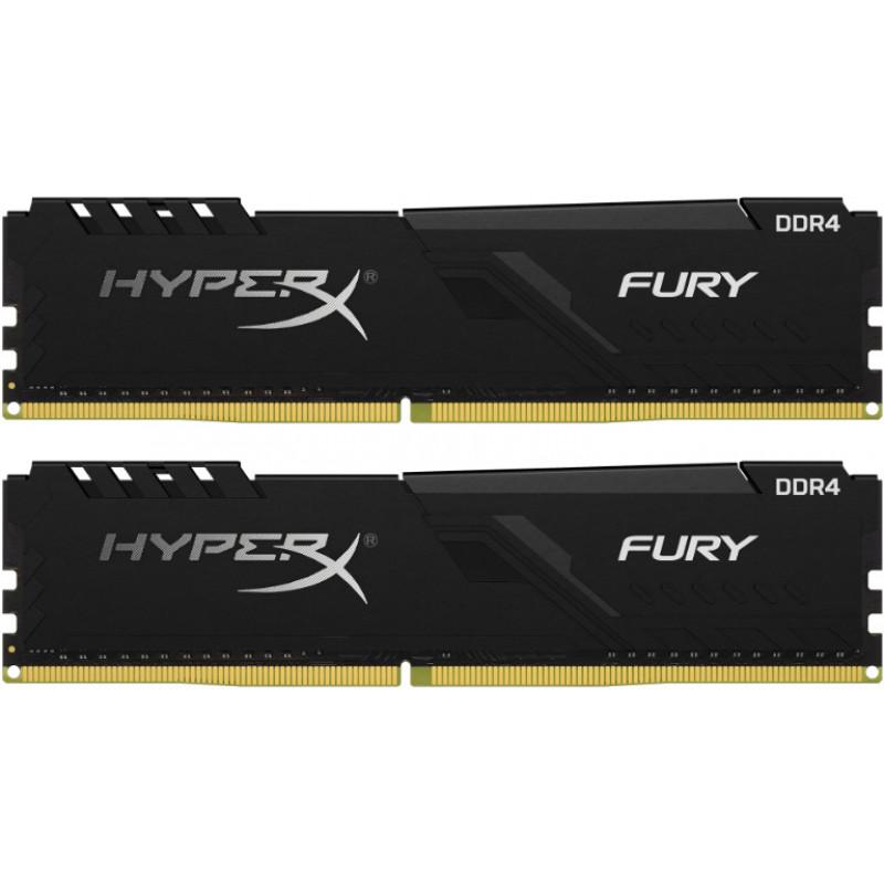 HyperX Fury 2666 16Gb (8Gb x 2)