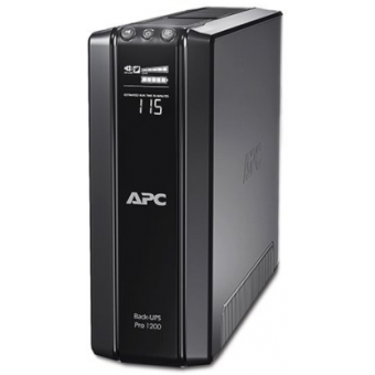 APC 720Вт, 1200ВА Back-UPS Pro BR1200G-RS